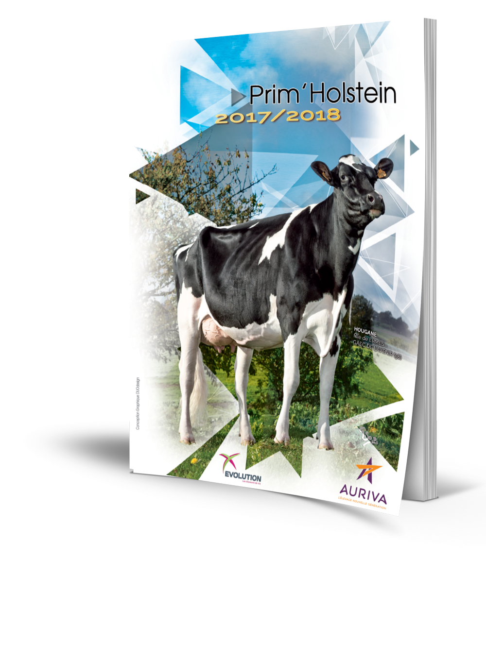 Catalogue Prim'Holstein 2018