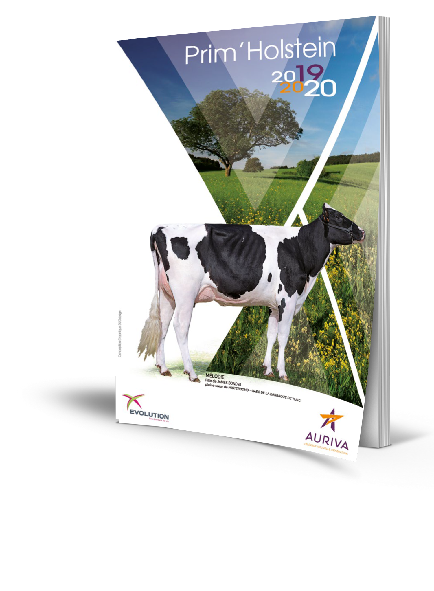 catalogue Prim'holstein